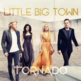 CD Cover: Little Big Town - Tornado
