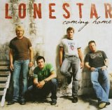 CD Cover Lonestar - Coming Home