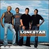CD Cover Lonestar - Mountains