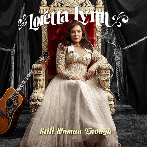 CD Cover: Loretta Lynn - Still Woman Enough