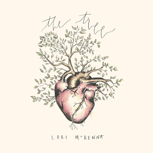 CD Cover: Lori McKenna - The Tree