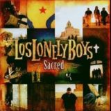 CD Cover Los Lonely Boys - Sacred