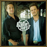 CD Cover: Love and Theft - Love and Theft