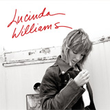 CD Cover: Lucinda Williams - Lucinda Williams