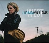 CD Cover Lucinda Williams - West