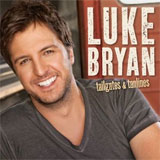 CD Cover: Luke Bryan - Tailgates & Tanlines