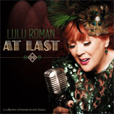 CD Cover: Lulu Roman - At Last