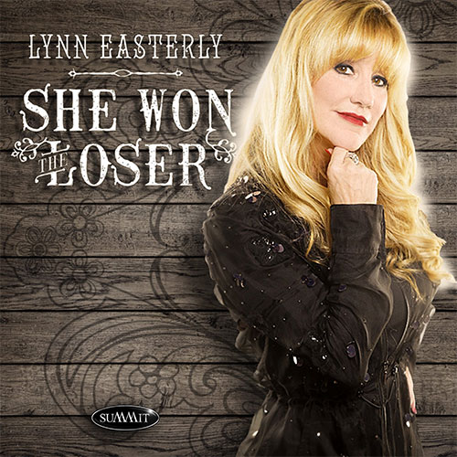 CD Cover: Lynn Esterly - She Won the Loser
