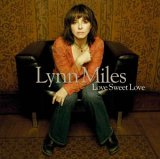 CD Cover Lynn Miles - Love Sweet Love