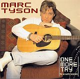 CD Cover Marc Tyson - One More Try