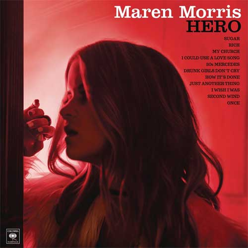 CD Cover: Maren Morris - Hero