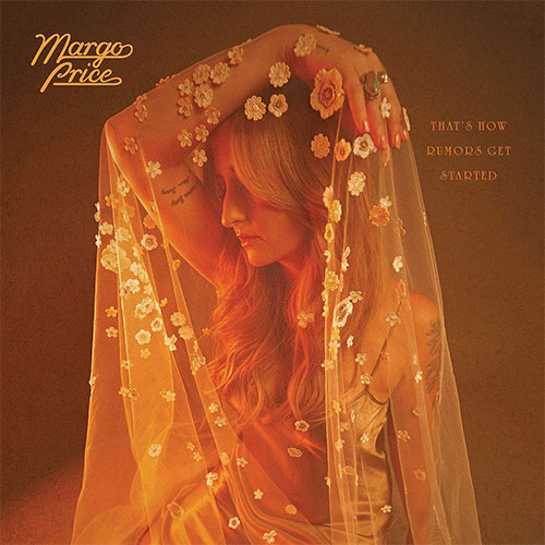 CD Cover: Margo Price - That's How Rumors Get Started