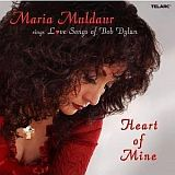 CD Cover Maria Muldaur - Hearts of Mine