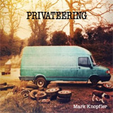 CD Cover: Mark Knopfler - Privateering