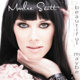 CD Cover: Marlee Scott - Beautiful Maybe