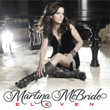CD Cover: Martina McBride - Eleven
