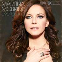 CD Cover: Martina McBride - Everlasting