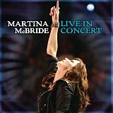 CD Cover Martina McBride - Live in Concert