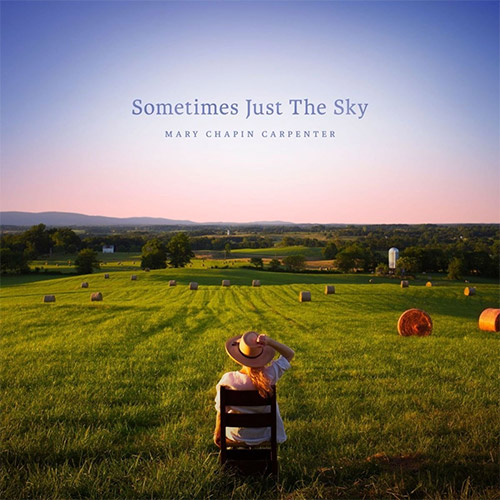 CD Cover: Mary Chapin Carpenter - Sometimes Just the Sky
