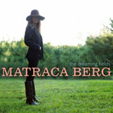 CD Cover: Matraca Berg - The Dreaming Fields