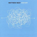 CD Cover Matthew West - History