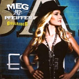CD Cover: Meg Pfeiffer - Bullrider