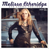 CD Cover: Melissa Etheridge - 4th Street Feeling