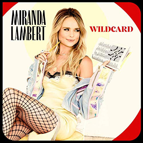 CD Cover: Miranda Lambert - Wildcard