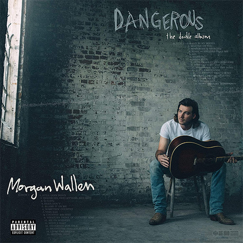 Morgan Wallen - Dangerous The Double Album