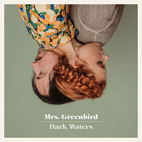 CD Cover: Mrs Greenbird - Dark Waters