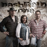 CD Cover: Nashfield - One