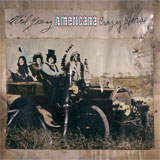 CD Cover: Neil Young & Crazy Horse - Americana