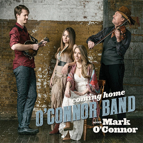 CD Cover: O'Connor Band - Coming Home