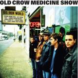 CD Cover Old Crow Medicine Show - Big Iron World