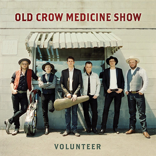 CD Cover: Old Crow Medicine Show - Volunteer