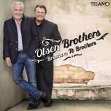 CD Cover: Olsen Brothers - Brothers to Brothers