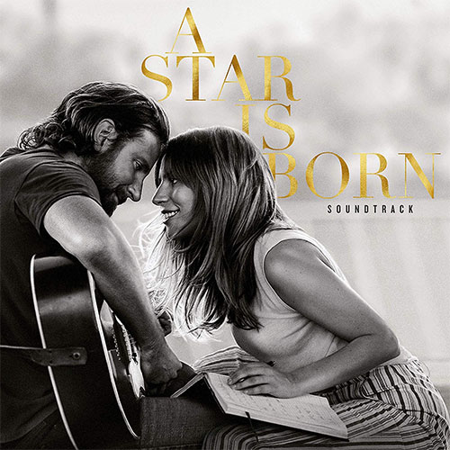 CD Cover: Original Soundtrack - A Star is Born