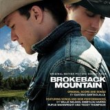 CD Cover zum Soundtrack zu dem Film Brokeback Mountain