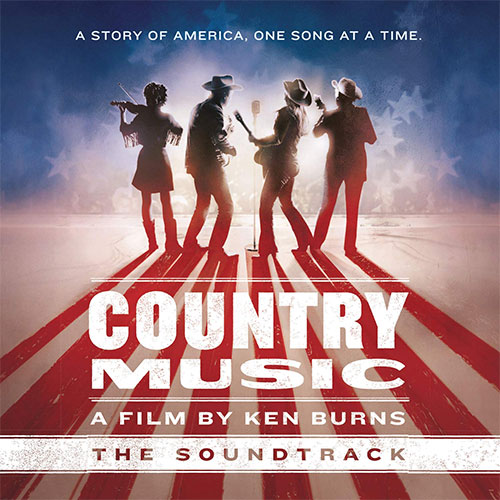 CD Cover: Original Soundtrack - Country Music - A Film By Ken Burns (Box Set)