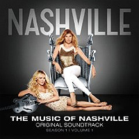CD Cover: Original Soundtrack - Nashville, Season 1, Volume 1