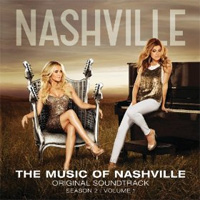 CD Cover: Original Soundtrack - Nashville, Season 2, Volume 1