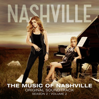 CD Cover: Original Soundtrack - Nashville, Season 2, Volume 2