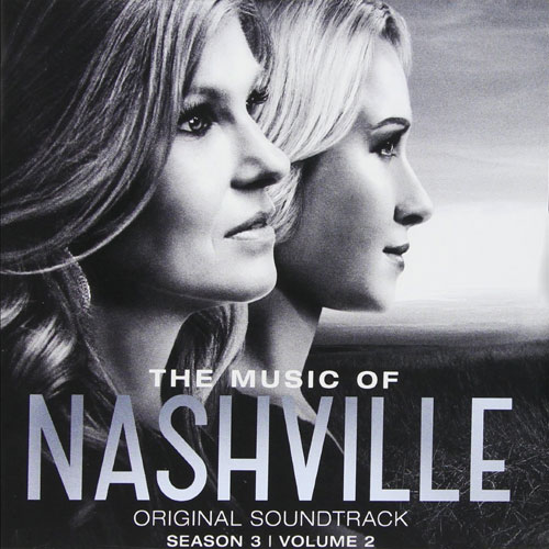 CD Cover: Original Soundtrack - Nashville, Season 3, Volume 2