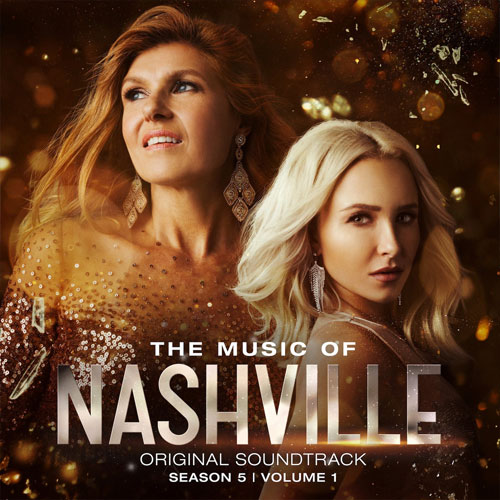 CD Cover: Original Soundtrack - Nashville, Season 5, Volume 1