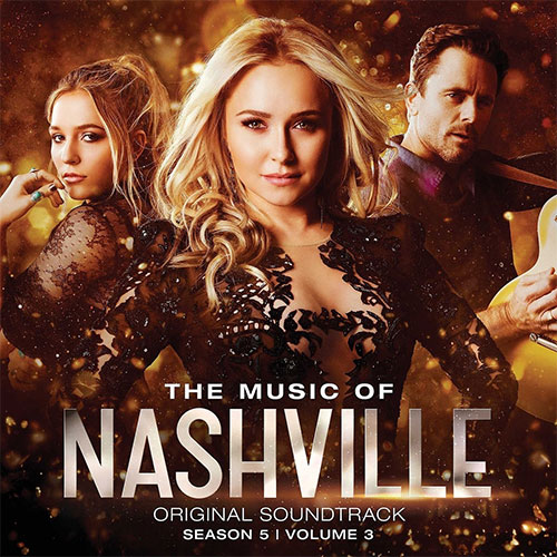 CD Cover: Original Soundtrack - Nashville, Season 5, Volume 3