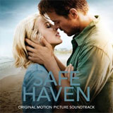 CD Cover: Original Soundtrack - Safe Haven