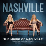 CD Cover: Original Soundtrack - Nashville, Season 1, Volume 2