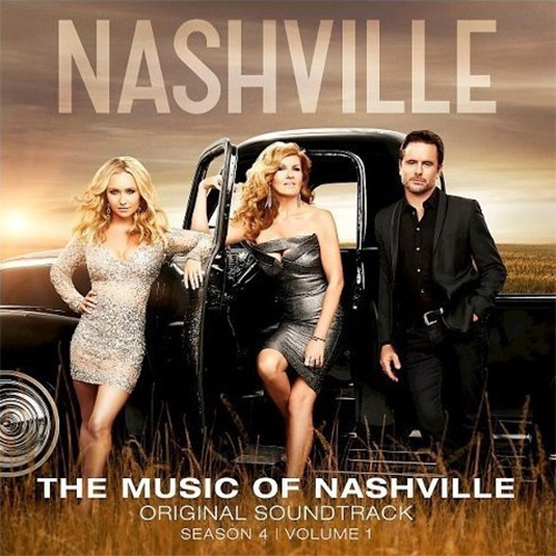 CD Cover: Original Soundtrack - Nashville, Season 4, Volume 1