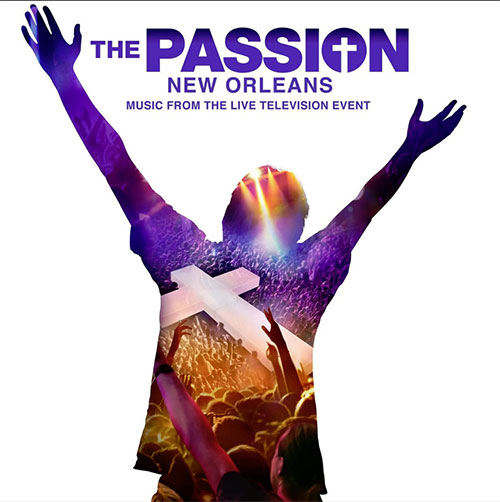 CD Cover: Original Soundtrack - The Passion: New Orleans