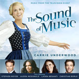CD Cover: Original Soundtrack - The Sound of Music - Music From the NBC Television Event
